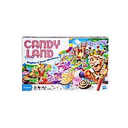 Candy Land - The Kingdom of Sweets Board Game by Hasbro