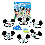 Spin Master Games Disney Hedbanz Board Game by Spin Master Games