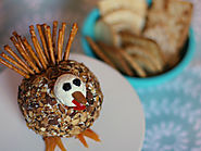 Gobble This Up: Thanksgiving Cheese Ball | Devour the Blog, by Cooking Channel