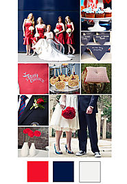 20 New Wedding Colour Combos | Wedding Club