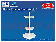 Pipette Stand Vertical Manufactures India | DESCO