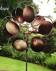 Style Craft Kinetic Wind Sculpture