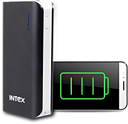 Intex PB-4000E Power Bank 4000mAh with LED Indicator