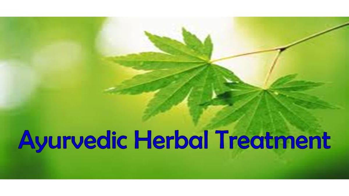 Headline for Ayurvedic Herbal Remedies