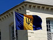 Fly The Flag Outside The Building Or Even Outside Your House