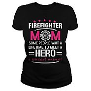 Awesome Firefighter Mom T-Shirts! - Cool and Fun Stuff for Firefighters