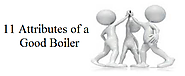 11Attributes of a Good Boilers - Thermodyne Engineering System