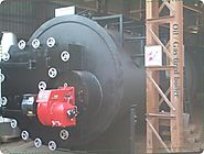 Savemax | 3 Pass Smoke Tube Design Oil / Gas Fired Boiler