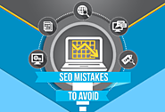 SEO Hacks 2015: Avoid These 10 Common SEO Mistakes [Infographic]