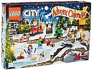 Advent Calendar Building Kit (City Town 60099) by LEGO