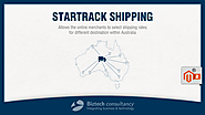 Magento 2 StarTrack Shipping Extension, Shipping Charges to Australia