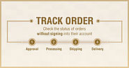 Magento 2 Track Order Extension, Tracking Orders Status