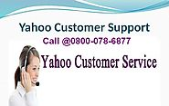 0800-078-6877 - You are missing something if you aren't a Yahoo! User !!!!