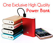 Buy Power Bank Online | Best Powerbanks in India | EBazar.Ninja