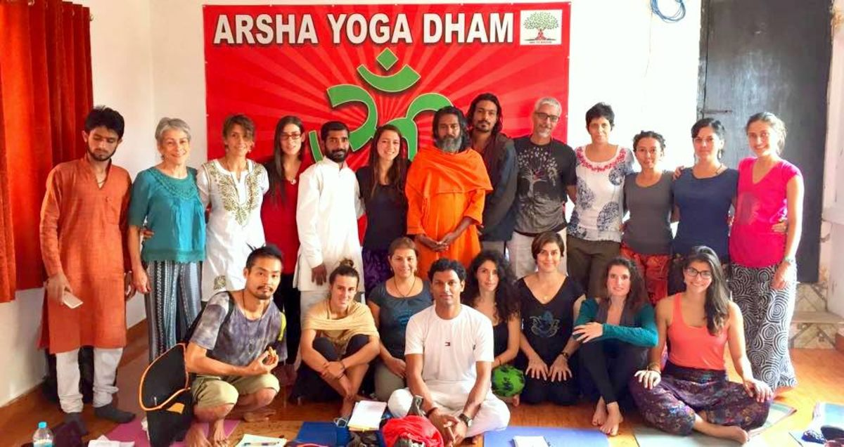 Headline for Arsha Yoga Dham - Yoga Teacher Training and Yoga Spiritual Retreat
