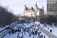 Enjoy the Rideau Canal