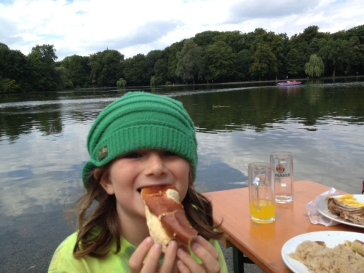 Headline for Munich with Kids: More than Beer and Pretzels