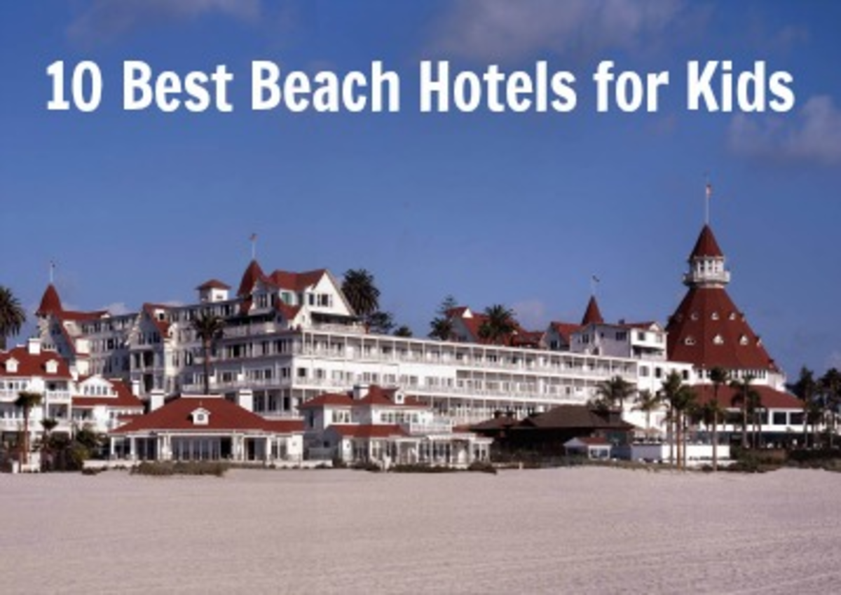 Headline for 10 Best Beach Hotels for Kids