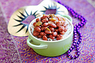 Hot and Smoky Red Beans and rice