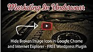 Free: WP Hide Broken Images Plugin