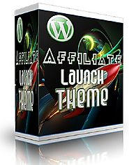 Free: WP Affiliate Launch Theme w/ Resell Option