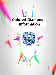 Colored Diamonds Information