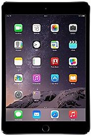 Amazon.com : Apple iPad mini 3 MGP32LL/A (128GB, Wi-Fi, Space Gray) NEWEST VERSION : Computers & Accessories