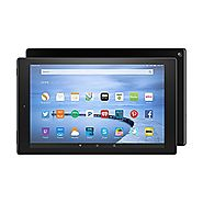 "Fire HD 10, 10.1"" HD Display, Wi-Fi, 32 GB - Includes Special Offers, Black"