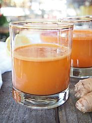 Healthy Skin Carrot & Citrus Juice