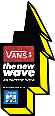 The New Wave | Vans New Musicfest 2014 | Fresh Asian Indie & Punk | 15,16 Nov : Goa, India