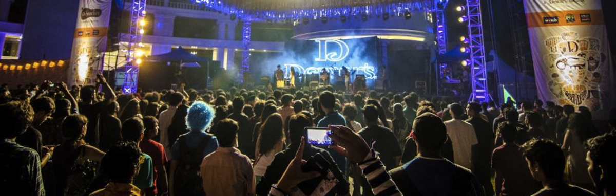 Headline for Best Music Festivals In India You Have To Visit