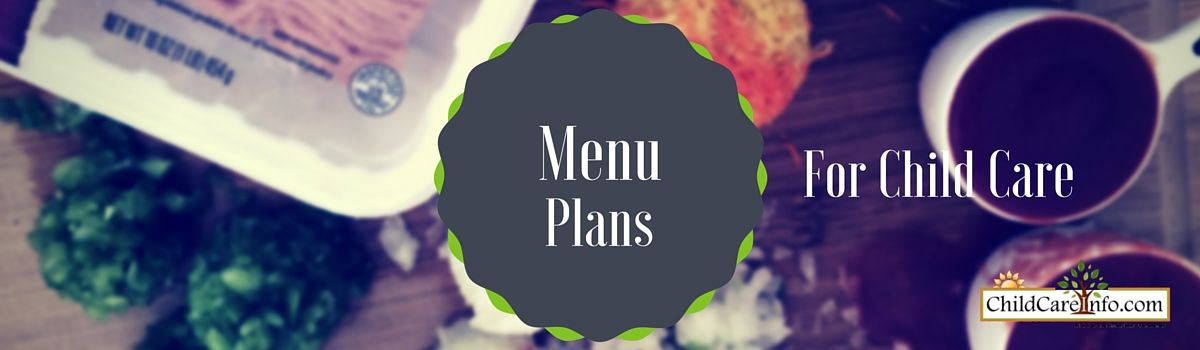 Headline for Menu Plans
