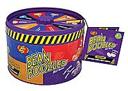 Jelly Bean Boozled Gift Tin With Spinner Game - 4th Edition