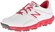 New Balance Women's Minimus LX Golf Shoe,Komen,7 B US