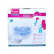 Buy Microwave Bottle Sterilisers | Baby Feeding Bottle Sterilizer