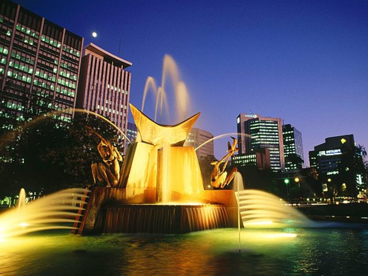 Headline for Popular Attractions in Adelaide – Exploring South Australia's Capital