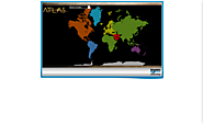 Discovery Education streaming - Atlas Interactive Map