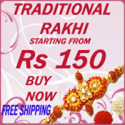 Send Rakhi to Bangalore online
