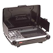 z-Best Heavy Duty,Portable Propane &Folding Notebook Camping Grills