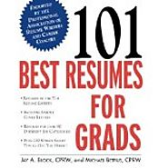 101 Best Resumes for Grads