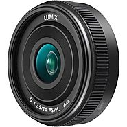 Panasonic LUMIX G 14mm f/2.5