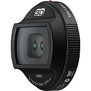 Panasonic 3D LUMIX G 12.5mm/F12