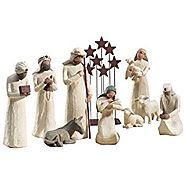 Willow Tree 10 Pc. Starter Nativity Set By Demdaco