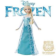 Disney Frozen Sparkle PRINCESS ELSA OF ARENDELLE - Mattell Classic 12 Doll NEW!
