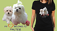 Maltese Dogs Lovers T-Shirt Collection