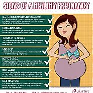 Signs of a Healthy Pregnancy