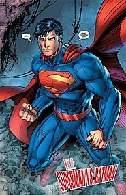 Thaddeus Howze's answer to Which superheroes can defeat Superman? - Quora