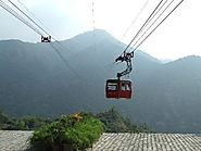 Cable Car Ride at Parwanoo