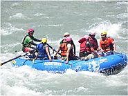Rafting in Pirdi