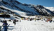 Snow Scooters in Rohtang pass